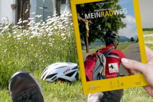 Ideale Sommerlektüre: das Buch zum MEINRADWEG
